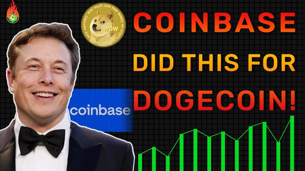 Coinbase Commerce Added Support for Dogecoin